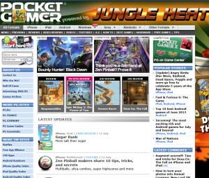 Pocket Gamer