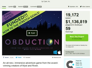 funded Obduction