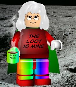 loot is mine