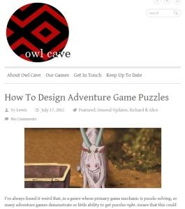 owlcave puzzles