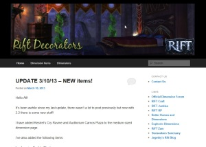 rift decorators