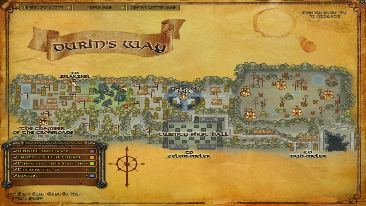 Picture of: In Game Maps The Last Chapter Gaming Blog