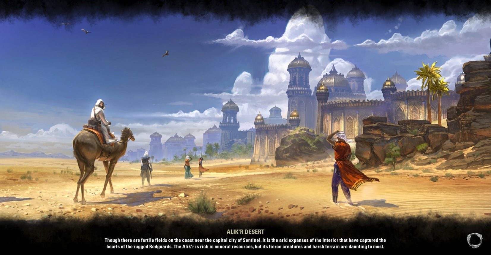 Elder Scrolls Online: Alik'r Magic | The Last Chapter Gaming